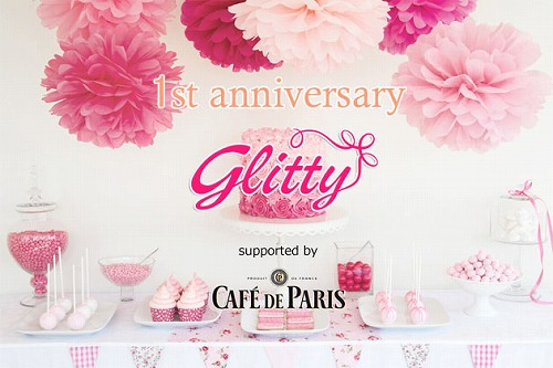 Glittyガールズナイト supported by カフェ・ド・パリ