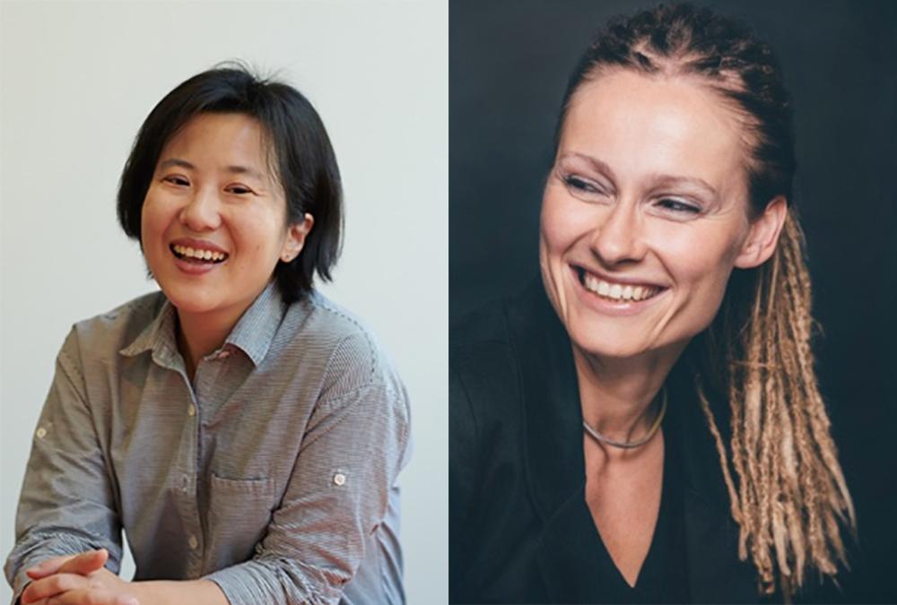 キーノートスピーカーのSooinn LeeさんとAdriana Maraisさん。そのほかの登壇者は順次発表予定。